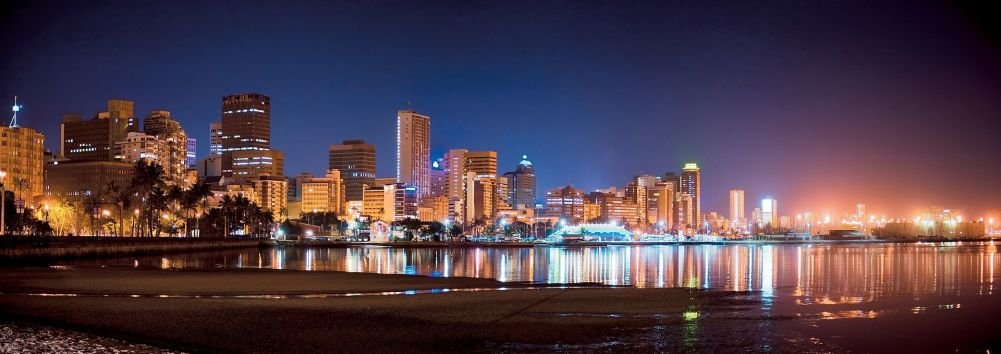 Breathtaking Durban, one of 7 wonder cities.