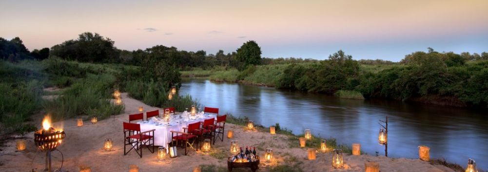 The Bush belongs to all of us, Enjoy dinner Boma