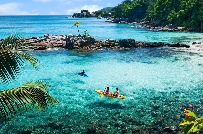Hilton Seychelles Northolme Resort & spa beach
